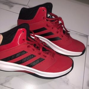 ADIDAS HIGH TOP SNEAKERS PERFECT CONDITION